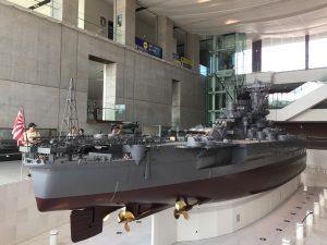 10分の1戦艦大和/大和ミュージアム